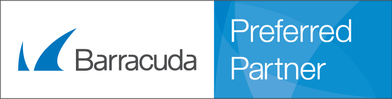 Logo Barracuda Preferred Partner en Mexico